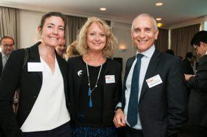 M. Clark, C. Oremus, D. Marcadet - Trophées de la Finance