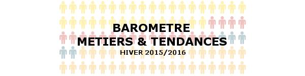 Baromètre Métiers & Tendances