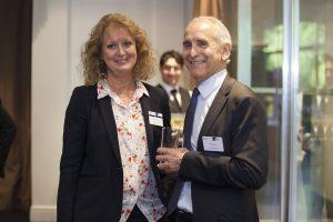 Trophées de la Finance 2017 - D Marcadet et C Oremus