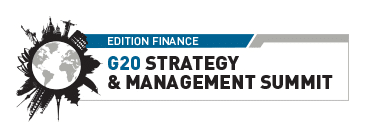G20 Strategy & Management Summit Finance