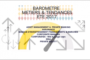 Baromètre ETE 2017