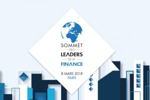 sommet des leaders de la finance