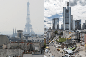 Paris/Francfort