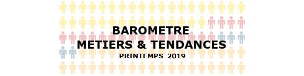 Baromètre #11 Printemps 2019