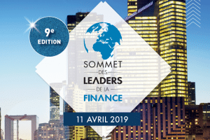 Sommet Leaders de la Finance 2019