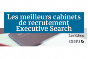 2020 Palmares Executive Search LesEchos Statista