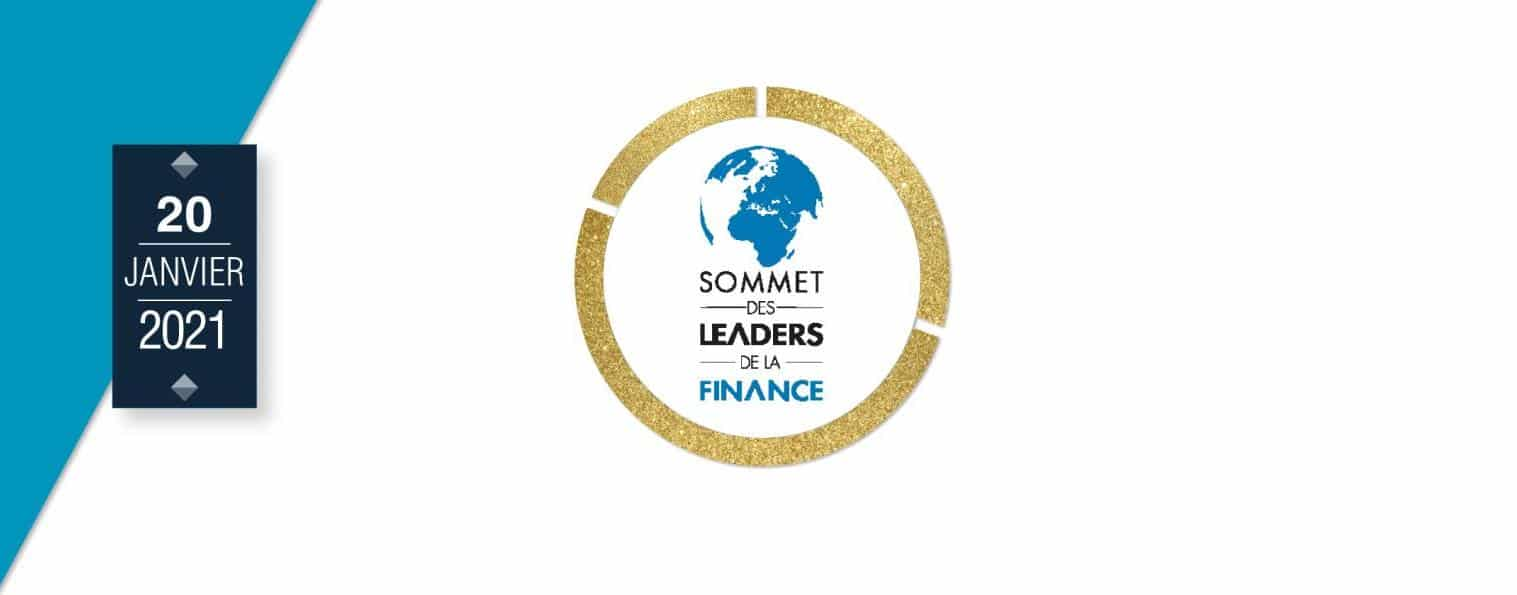 Sommet Leaders de la Finance